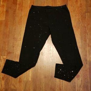 Circo girl's sparking leggings